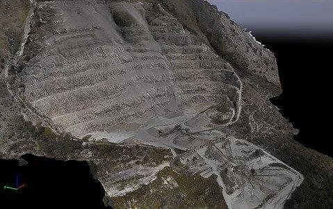 mesh vista 3D