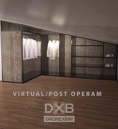 ristrutturazione appartamento modello 3D