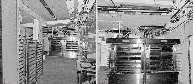 immagini da laser scanner