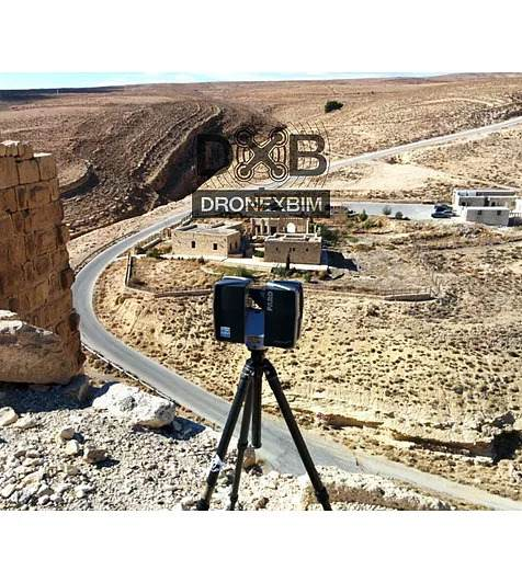 rilievo archeologico giordania