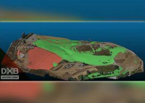 fotogrammetria aerea drone